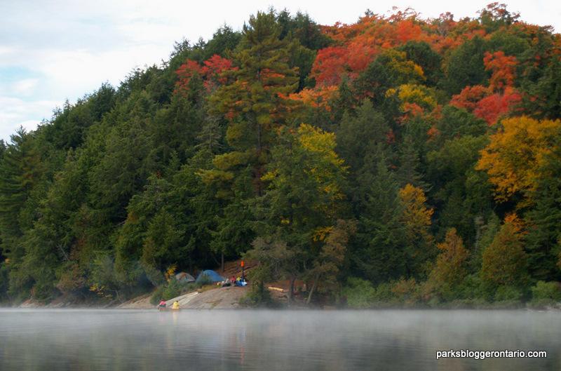 Daisy Lake Algonquin Provincial Park
