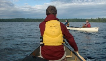 Canoeing a Century: 100km of Paddling in Algonquin Provincial Park