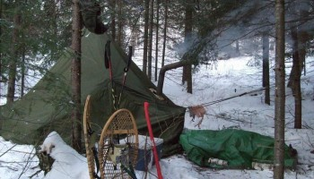 Getting started in Winter Camping