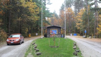Sleeping Springwater: A tribute to the now 'closed' provincial park