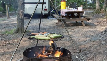 Food hacks for camping