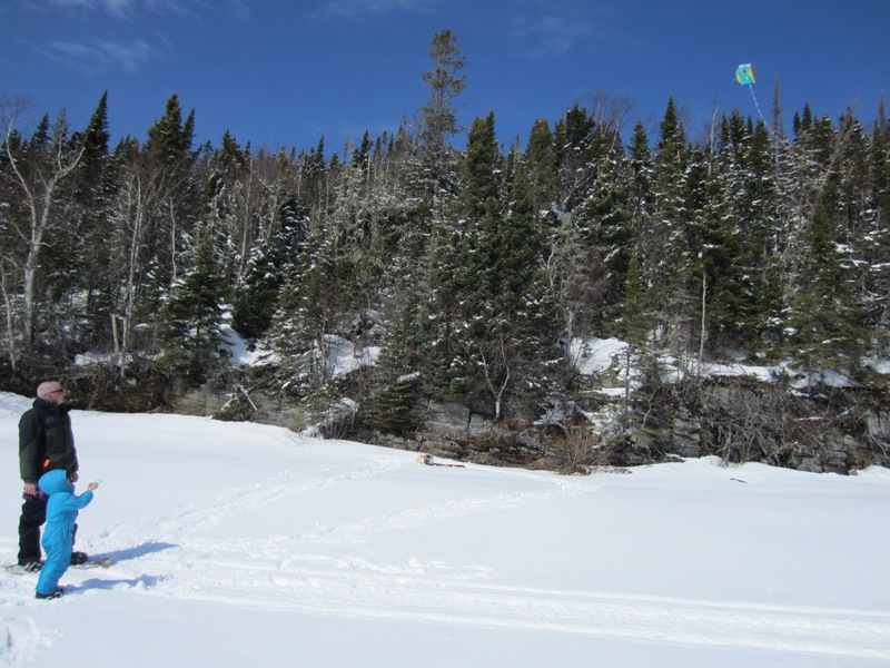 Little Trout Bay Conservation Area - near Thunder Bay