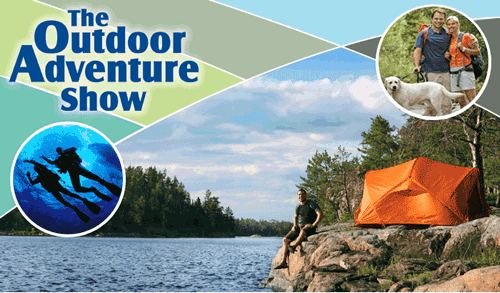 What to expect in toronto outdoor adventure show 2015 for Pool show toronto 2015