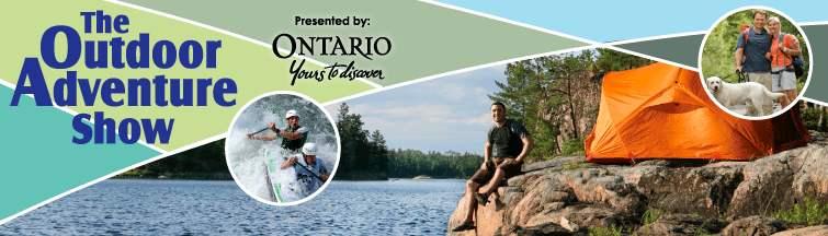 Toronto Outdoor Adventure Show 2015