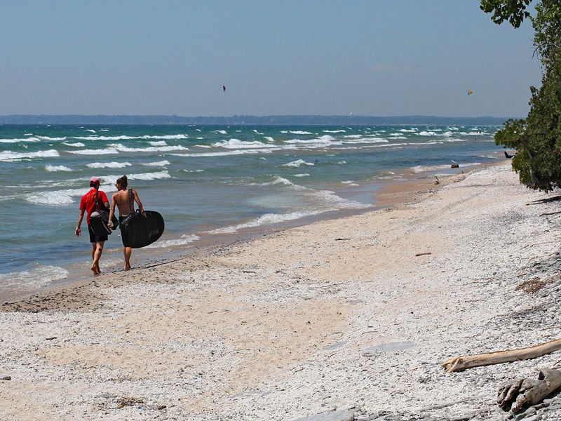 Escape to sandbanks provincial park the perfect family for Sand point lodge