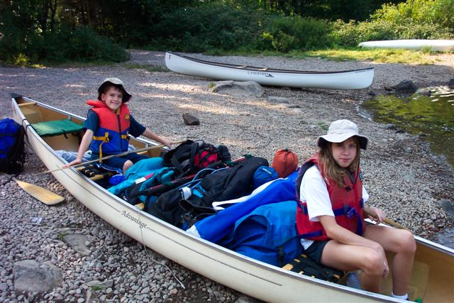sc 1 st  Parks Blogger Ontario & 8 Favourite Gear Choices For Backcountry Canoe Camping