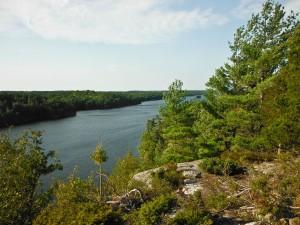 Tallow Rock Bay Trail, Charleston Lake Provincial Park