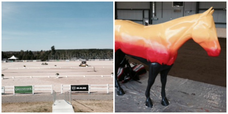 Pan AM Games Equestrian Park