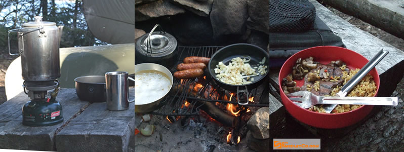 Planning Your Food For Backcountry Camping In Algonquin