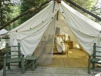Eagle Tent at Wild Exodus