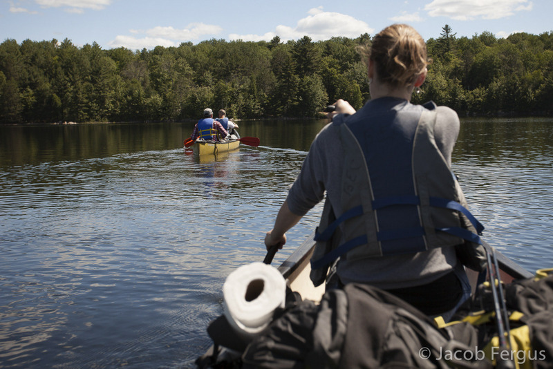 Introduction to backcountry camping at Bon Echo