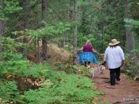 Hiking Swan Lake Trail