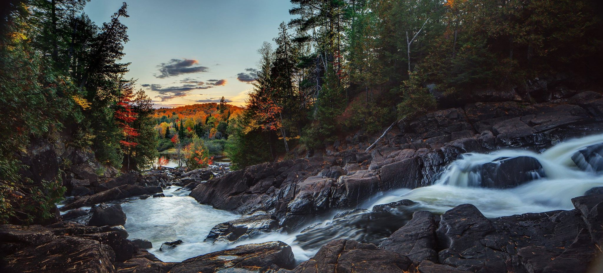 Ragged Falls_Just outside of Algonquin_Courtesy_Stan Klasz