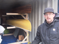 How to build your own Canoe Rack