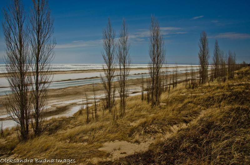 Pinery beach in the Winter_Best Ontario Parks_Winter