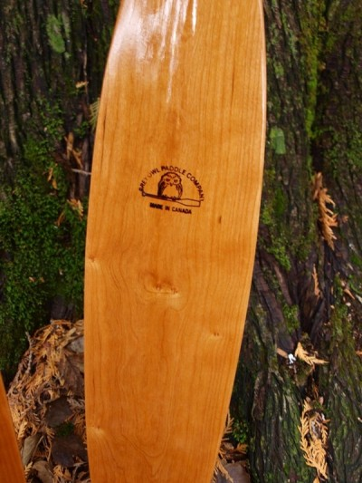 Chieftain - Grey Owl Paddles Review