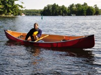 Canoe Review: Legend Prospector 16.7 by Alchemist Canoe Company