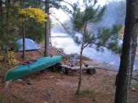 My Favorite Campsite: Crooked Chute, Petawawa, Algonquin
