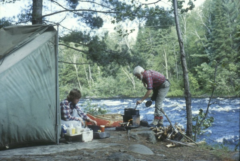 Petawawa Campsite_Crooked Chute_Algonquin Backcountry