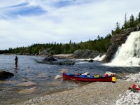 My Favorite Campsite in Ontario: Cascade Falls, Pukaskwa National Park
