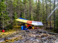 My Favorite Campsite in Ontario: Thicketwood Lake, Woodland Caribou Provincial Park