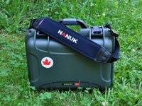 Nanuk 915 camera case: My favorite canoe camping gear