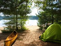 50 Best places to camp in Ontario