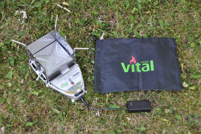 VitalGrill Camp Stove Review