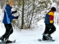 Ten Spots to Snowshoe around Toronto