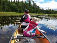 exploring Lake Mijinemungshing