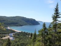 Old Woman Bay, Lake Superior