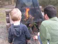 10 Things to Take While Camping with Small Children