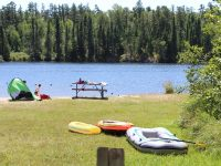 A Day Trip to Rushing River Provincial Park