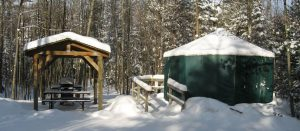 macgregor winter yurt