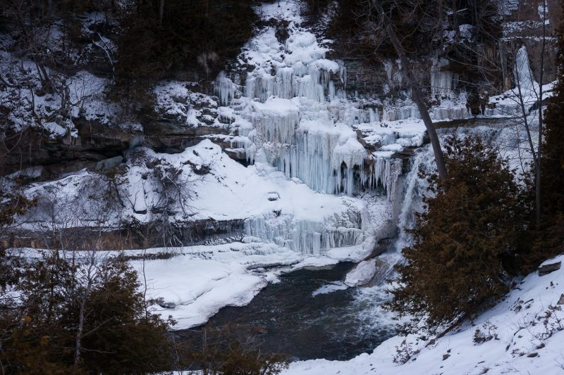 Forks of the Credit Provincial Park - Winter hiking