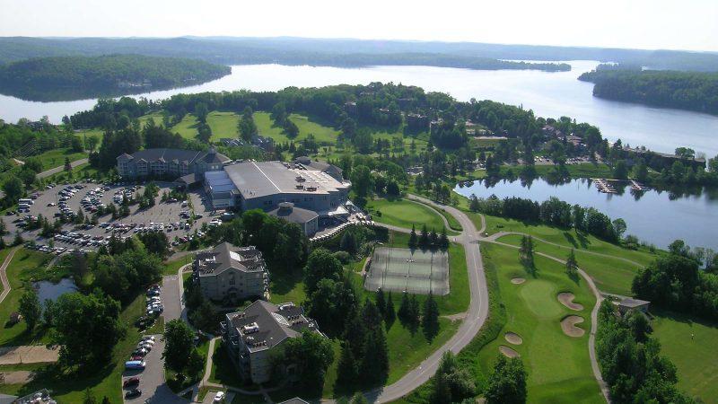 Deerhurst Resort Ontario
